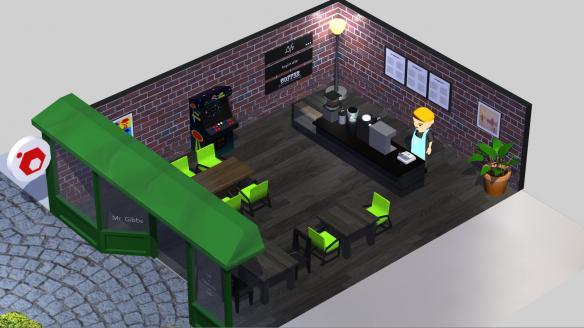 《咖啡店大亨》