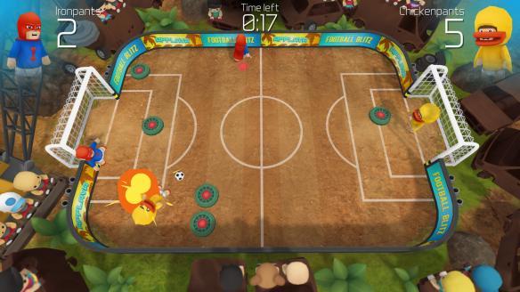 《闪电足球》