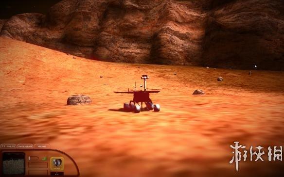 《火星模拟器:红色星球》