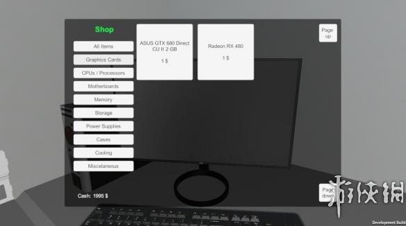 《电脑装机模拟》