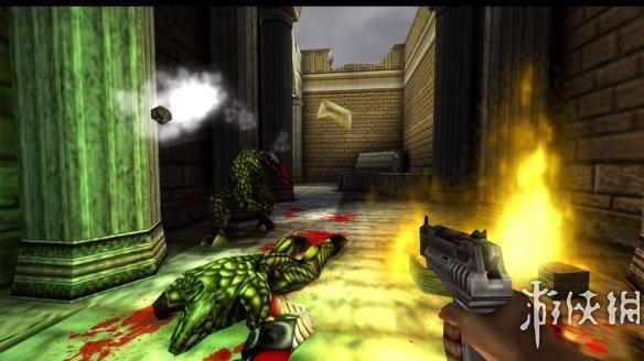 《恐龙猎人2邪恶之种》
