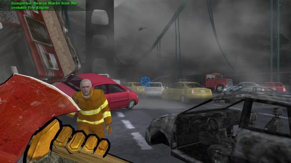 《火场英雄:消防队员》