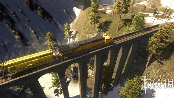 《火车修理工模拟2017》