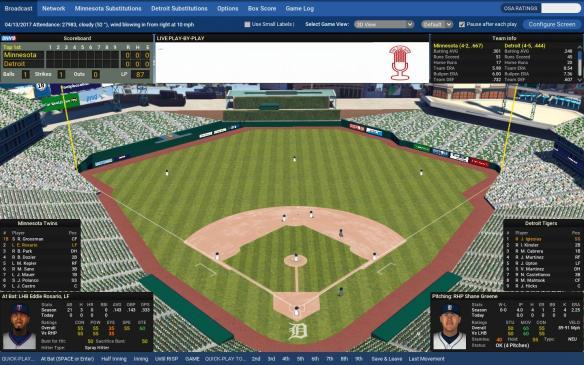 《劲爆美国棒球18》