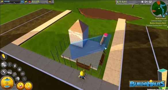 《城市建造模拟》