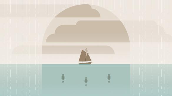 《壮汉海上漂流记》