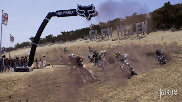 《越野摩托3》