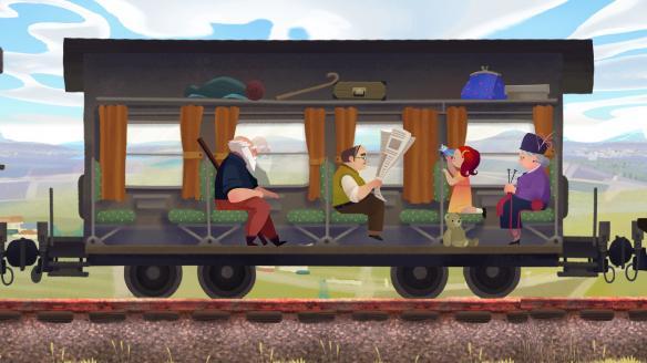 《老人之旅》