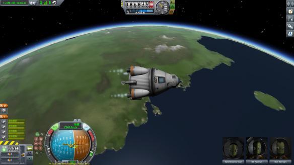 《坎巴拉太空计划》
