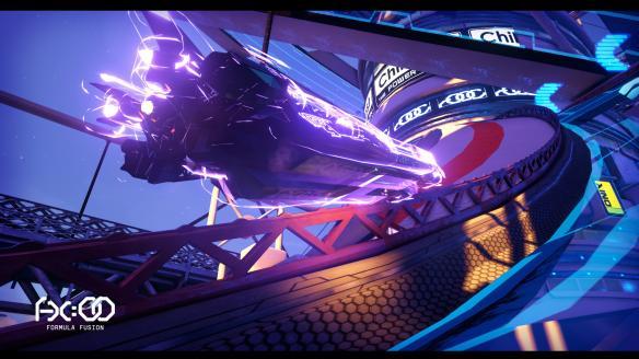 《方程式赛车:聚变》