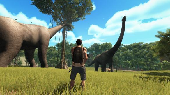 《恐龙生存狩猎》