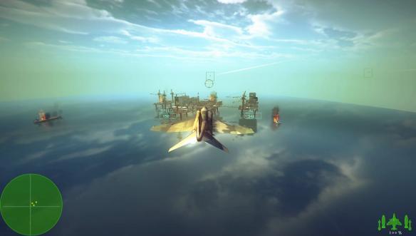 《飞行中队:天空守护者》