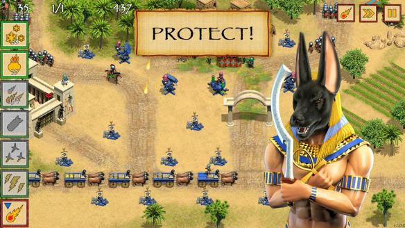 《保卫埃及:艳后任务》