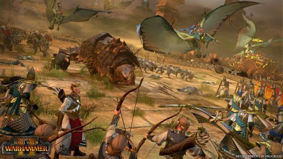 《全面战争:战锤2》