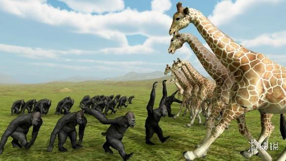 《野兽战斗模拟》