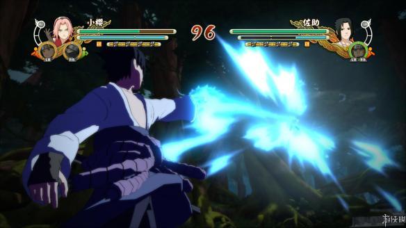 《火影忍者:究极忍者风暴3完全爆发HD版》