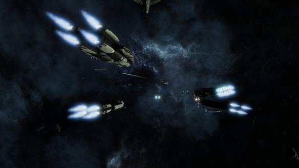 《银河战星:僵局》