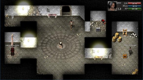 《地穴1:恶魔之战》