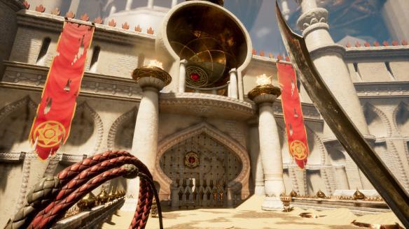 《黄铜之城》