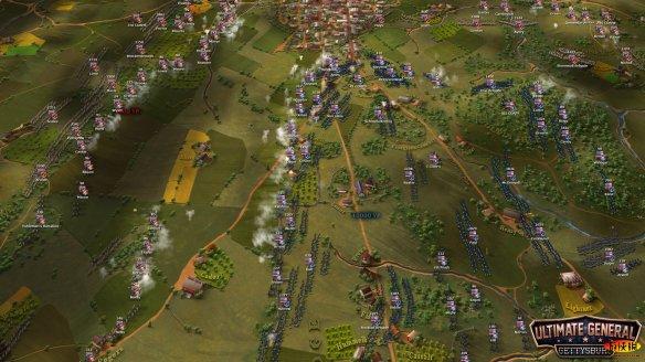 《终极将军:葛底斯堡》