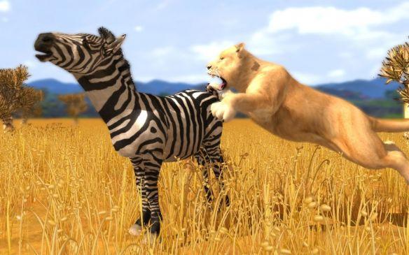 《野生动物园大亨3》