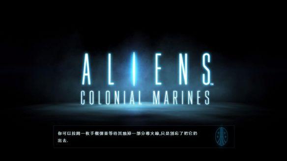 《异形:殖民军》