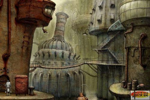 《机械迷城》