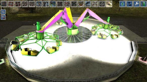 《游乐场模拟2》