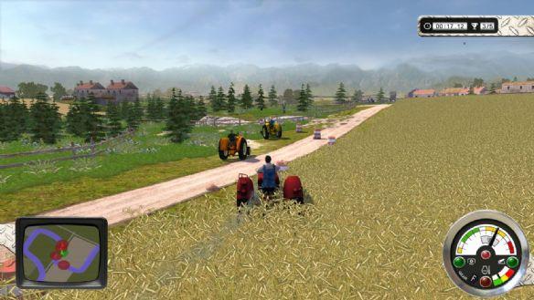 《古村庄模拟1962》