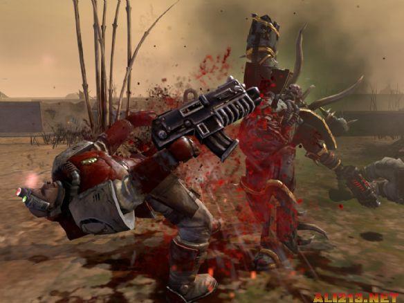 《战锤40k战争黎明2惩罚》