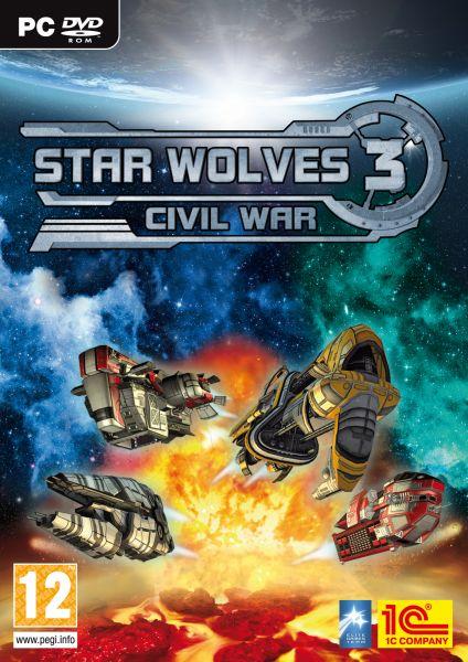 《星际之狼3:内战》 免安装绿色版