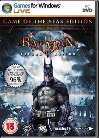 《蝙蝠侠之阿卡...