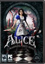 《爱丽丝:疯狂回归》 免安装中文绿色版