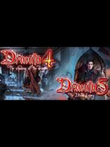 《吸血鬼德古拉4+5》