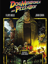 《狼人侦探和披萨男孩的冒险》 免DVD光盘版