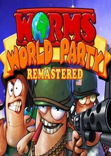 《百战天虫:世界派对重制版》 免DVD光盘版