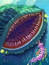 《跑进怪兽肚子里》 免安装绿色版