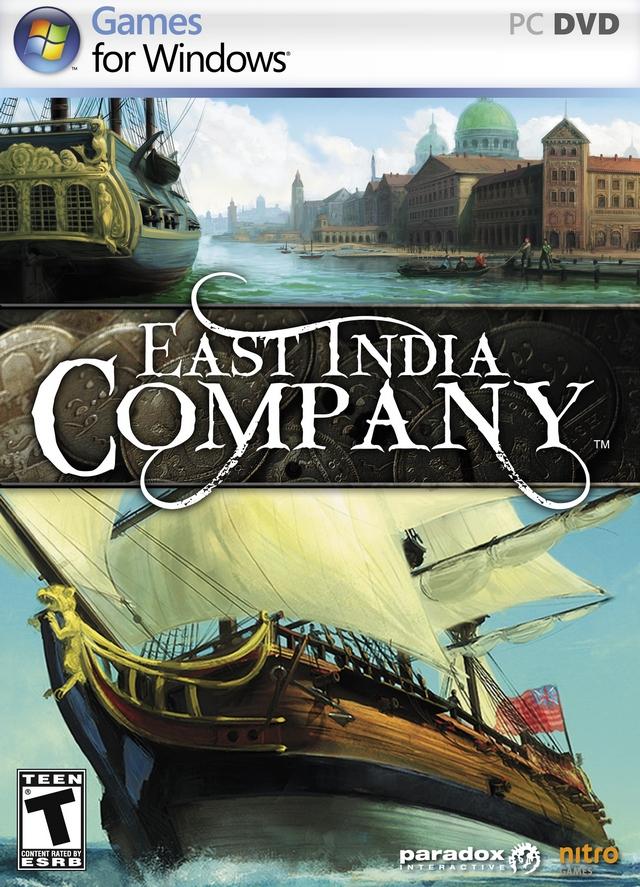 《东印度公司:典藏版》