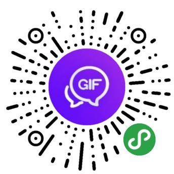 GIF聊聊二维码