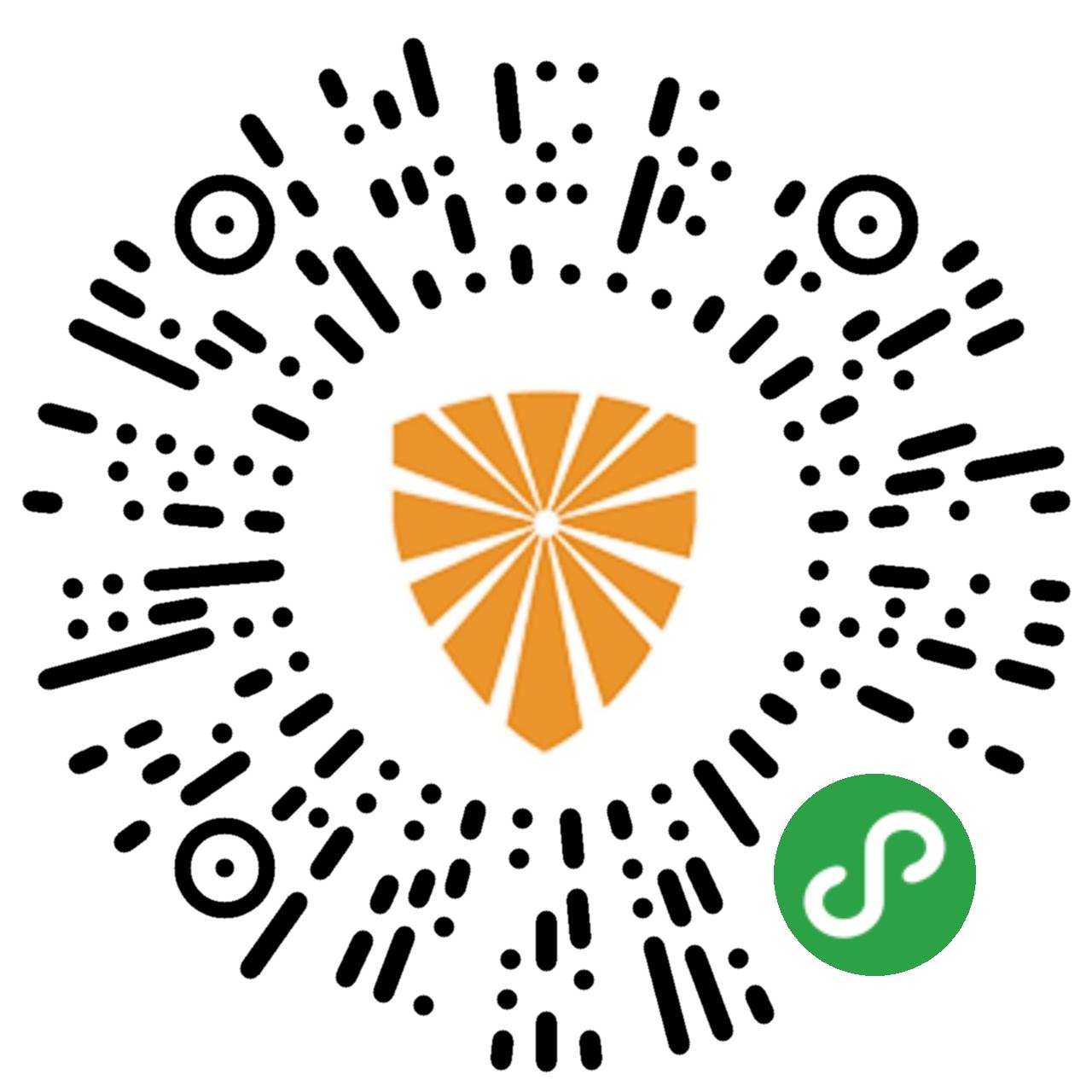 坚橙二维码