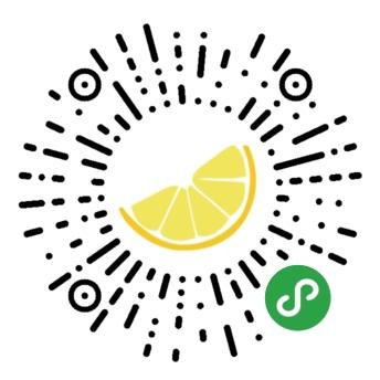 柠檬圩优惠二维码