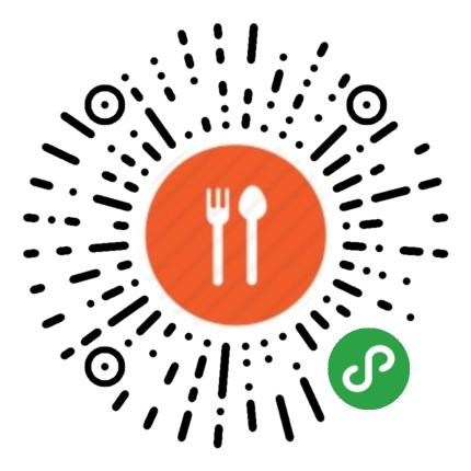 聚餐助手小程序二维码