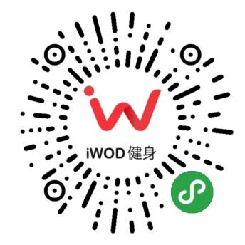 iWOD健身二维码