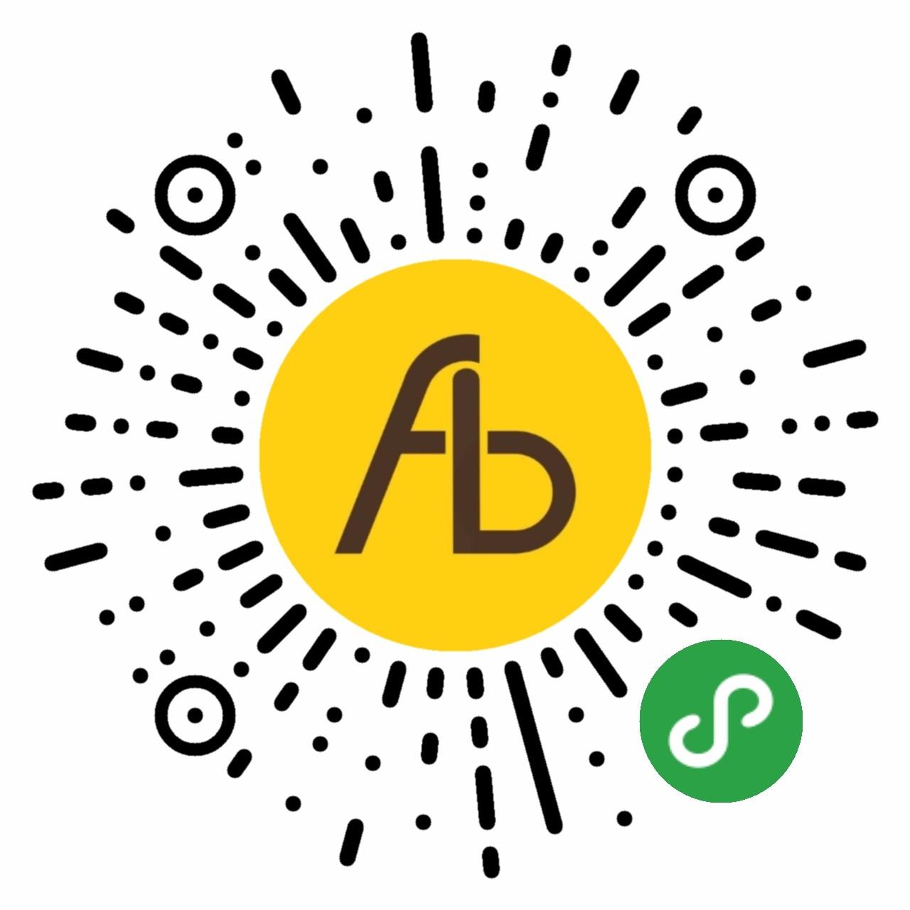 公寓ABC二维码