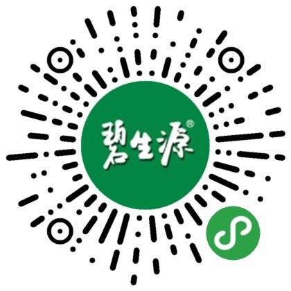 碧生源微商城二维码
