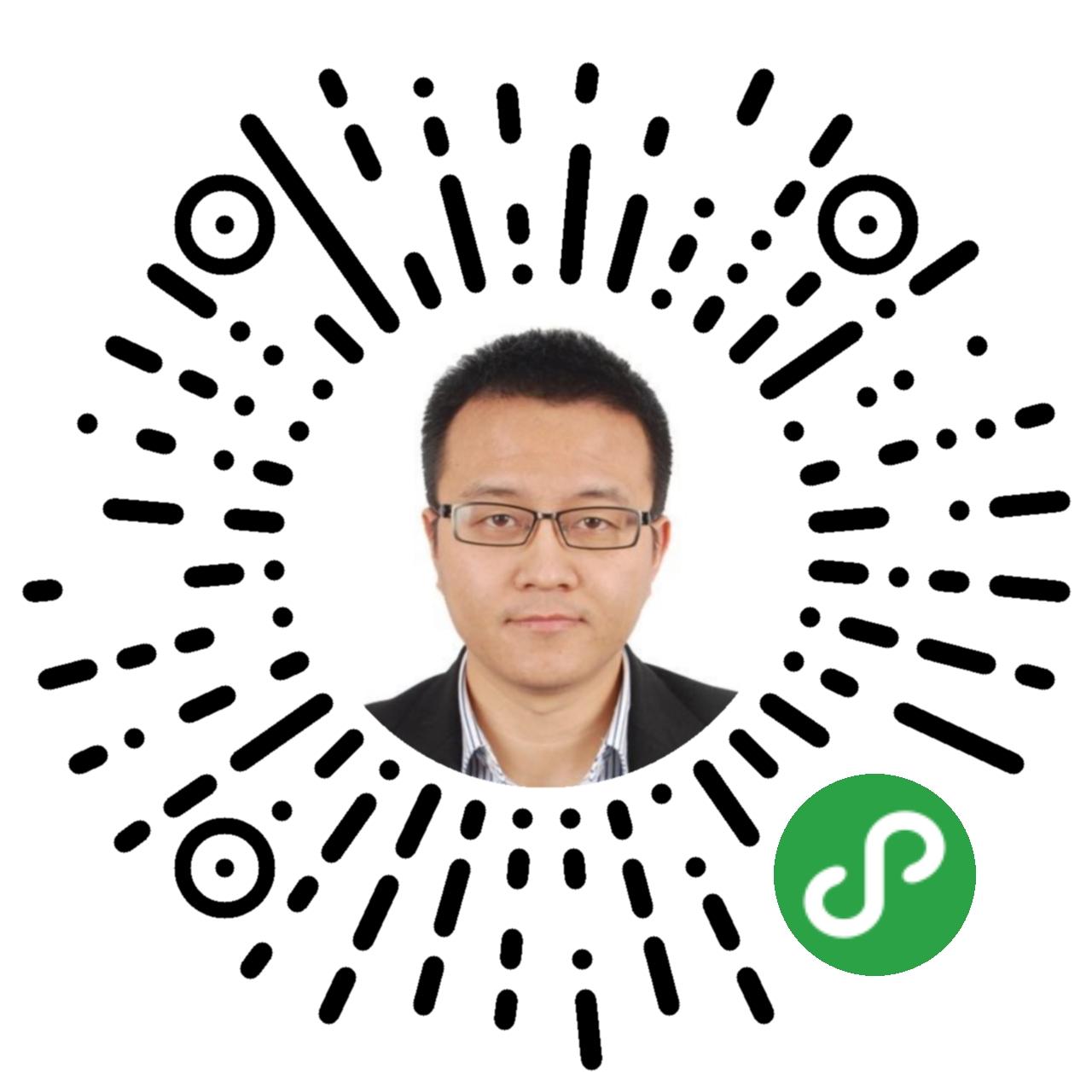 上海律师谷泉乐小程序二维码