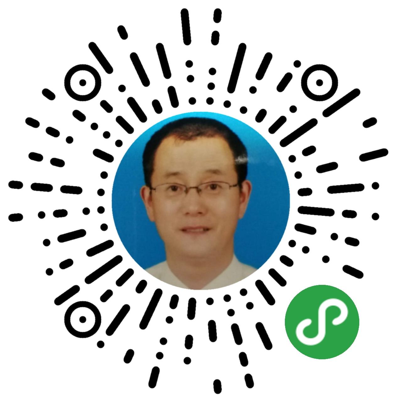 扬州高邮律师张曙小程序二维码