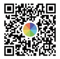 朋友相册app二维码