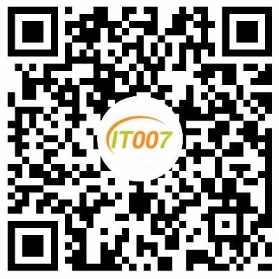 IT007论坛小程序二维码