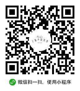 上海小资美食地图二维码